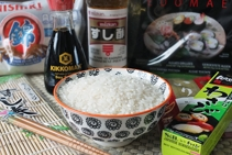 orez pentru sushi Nishiki Premium