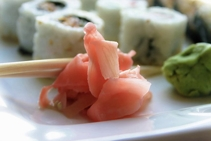 ghimbir sushi